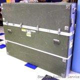 Heavy duty storage unit. Approx. 71