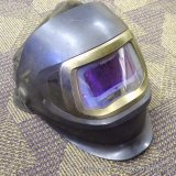 3M Speedglas 9100 FX-Air welding helmet with headgear, Adflo air supply unit, two batteries, charger