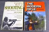 The Modern Rifle by Jim Carmichel; Outdoor Life Complete Book of Shooting by Jeff O'Connor.
