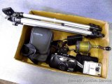 Pentax IQZoom EZY camera with case; Kodak EasyShare C530 5mp digital camera with case. Uses regular