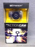 Emerson Action Cam digital video. NIP.