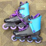 Cross Trainer Ultra Wheel roller blades, size 12.