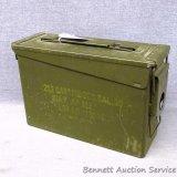 Vietnam Era ammo box, 11