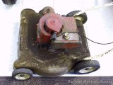 Comet lawnmower with Briggs & Stratton motor, 16
