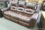Flexsteel reclining sofa. Model 1710-62 LM349-70
