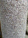 Carpet remnant, short pile, 7'11