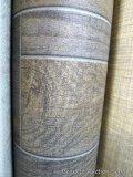 Vinyl remnant, 12' x 6' 10