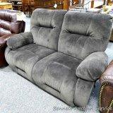 Best reclining love seat, Chocolate. Model L700RA4