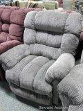Best recliner/rocker, Otter. Model 7MW27. Matches lots 906 & 914