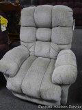 Best recliner/rocker, platinum. Model 9MW87-1.