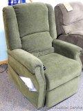 Mega Motion lift chair, basil. Model FC101-CBA-A1A.
