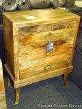 Coast to Coast Jadu Accents 3 drawer chest, Model 68202. Matches lot 951.