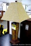 Ashley Signature table lamp, Model L329584.