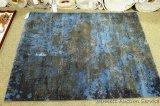 American Design Cambridge thunder blue area rug, 6' x 9'.