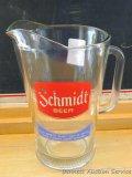 Schmidt Beer pitcher stands 9