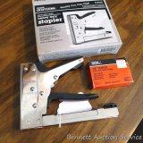 Sears Craftsman heavy duty stapler model 968462 and 3/8
