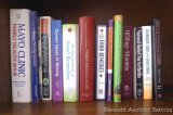 Health books including Mayo Clinic Family Health Book, The Doctor's Book of Food Remedies, Better