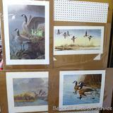 Jerry Gadamus My Best Side Buck Deer S//N Art Print With Cert-Framed