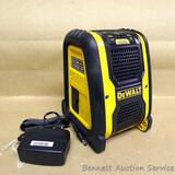 DeWalt Bluetooth Speaker DCR006 with cord.