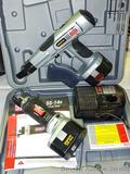Senco DuraSpin Auto-Feed screw gun and Senco drywall router Spiral Saw. Both run. Includes charged