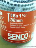 Bucket of 1000 Senco #6 x 1-1/4