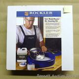 Rockler saw blade/router bit cleaning kit is new in box.