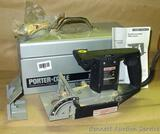 Porter Cable Model 556 double insulated plate joiner comes with manual, case, and more. Tested,