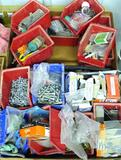 Plastic storage containers 4