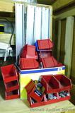 Large assortment of plastic storage containers 4