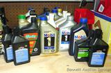 No shipping. Automotive motor oil, partial container of 5W30, 10W30, 30 and more.