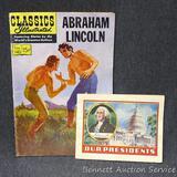 Classic comic book