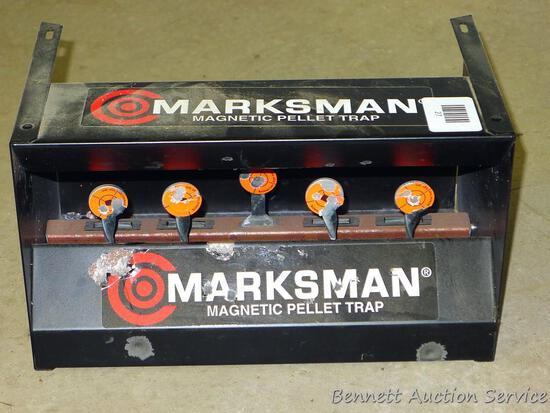 Marksman magnetic pellet trap model 2070.