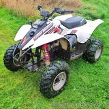 2006 Polaris Trailblazer 250 ATV starts, runs and drives fine.