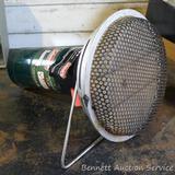Coleman propane catalytic heater model 5033. Will ship heater without propane canister.