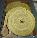 Two 12' sling or tow straps.