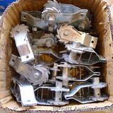Ratcheting fence wire tensioners, I think there are 21 pieces in box.