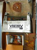 Two Kenco Smart Timer game feeders and motors. Each is 5-1/2