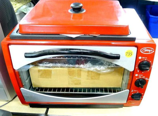 New Ginny's Kitchenware 10-in-1 Everything Oven model 661583