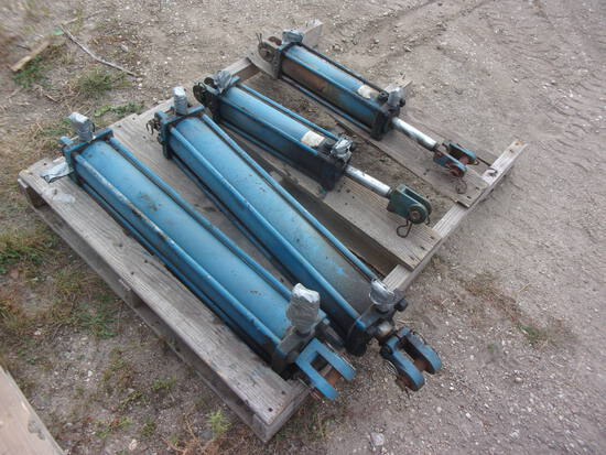 2-SETS OF HYD. CYLINDERS