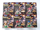 Lot of 6 Kenner Starting Lineup Heisman Collection Action Figures Unopened in Blister Pkgs.