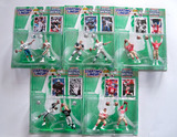 Set of 5 Kenner Starting Lineup Football Classic Doubles Winning Pairs, 1997 Edition