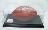 Dan Marino #13 Miami Dolphins Autographed Brown Wilson Official NFL Full Size Football, PSA/DNA, COA