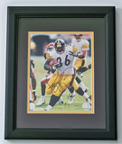 Jerome Bettis #36 Pittsburgh Steelers Autographed 8 x 10 Photograph, COA