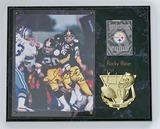Rocky Bleier #20 Pittsburgh Steelers Autographed 8 x 10 Photo, Super Bowl X, COA