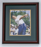 Arnold Palmer Autographed 8 x 10 Photograph, Framed, COA