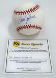 Tom Seaver Autographed Rawlings Official Major League Baseball, COA