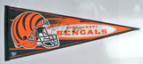 Rudi Johnson #32 Cincinnati Bengals Autographed Pennant