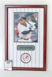 Curtis Granderson #14 New York Yankees Autographed 8 x 10 Photograph W/ COA