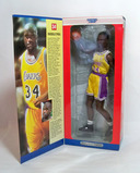 Starting Lineup 1997 Edition Shaquille O'Neal #34 Poseable Figure in Unopened Box W/ Wrong Head