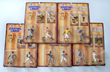 Lot of 5 Kenner Starting Lineup Baseball Greats Doubles New in Pkg., cr. 1989